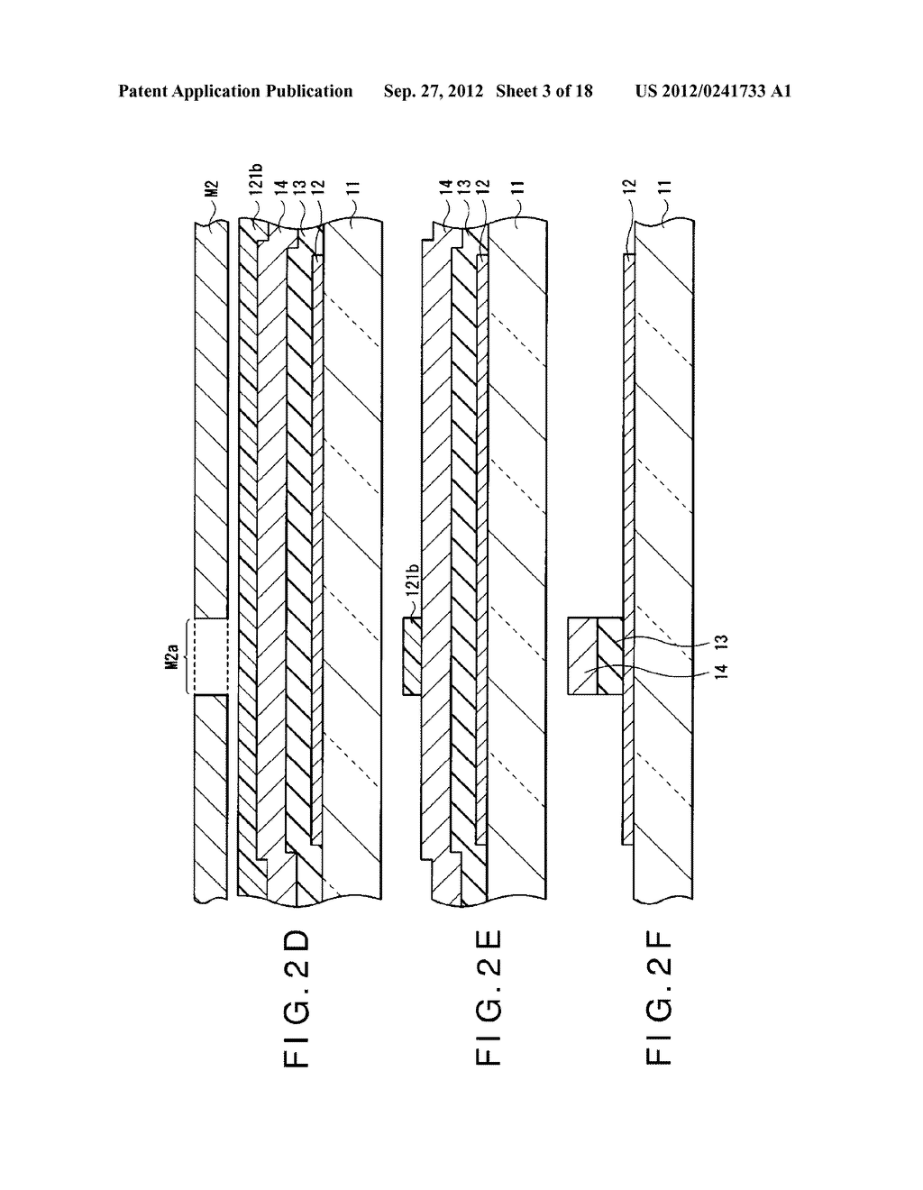 DISPLAY DEVICE, MANUFACTURING METHOD OF THE SAME AND ELECTRONIC EQUIPMENT     HAVING THE SAME - diagram, schematic, and image 04