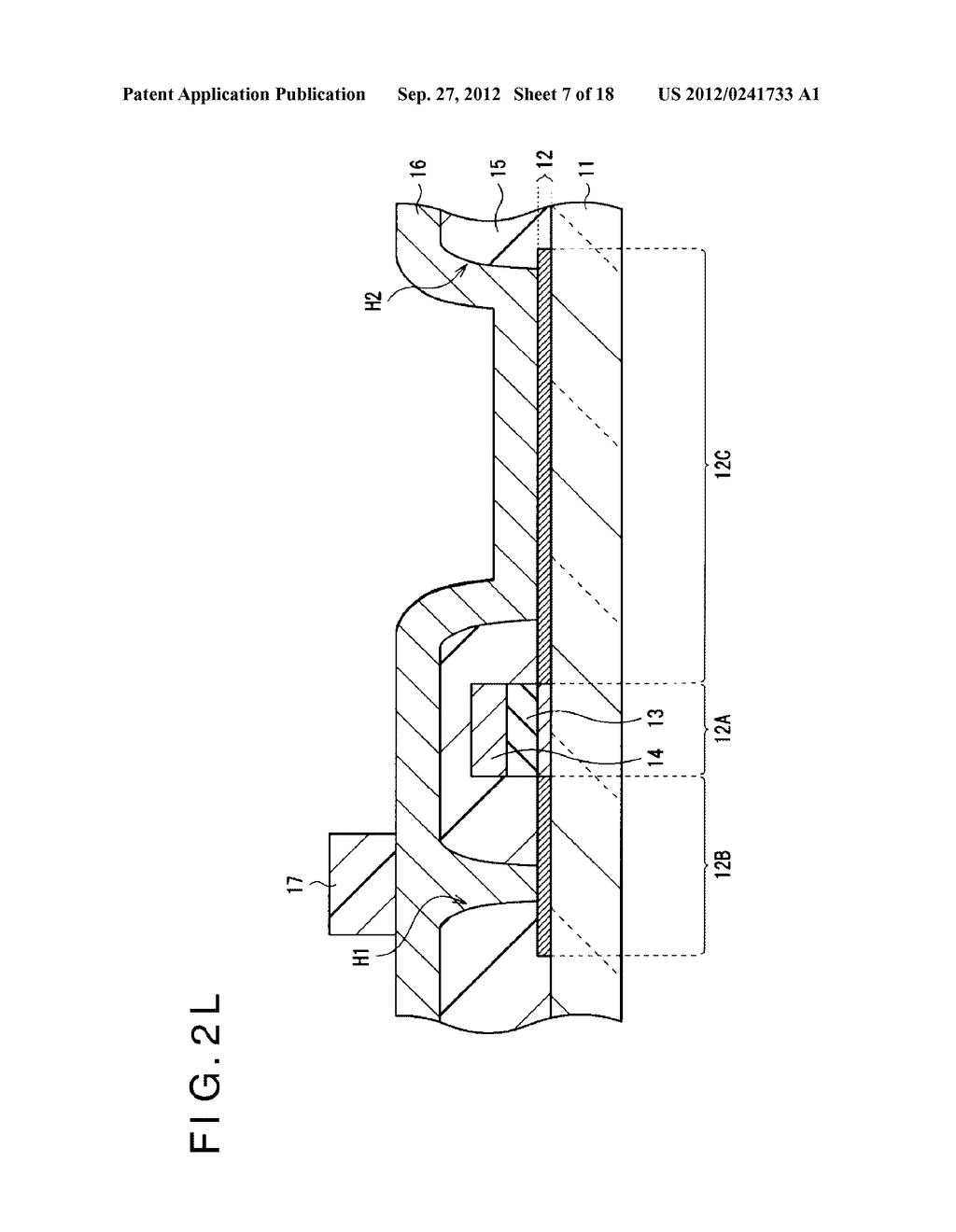 DISPLAY DEVICE, MANUFACTURING METHOD OF THE SAME AND ELECTRONIC EQUIPMENT     HAVING THE SAME - diagram, schematic, and image 08