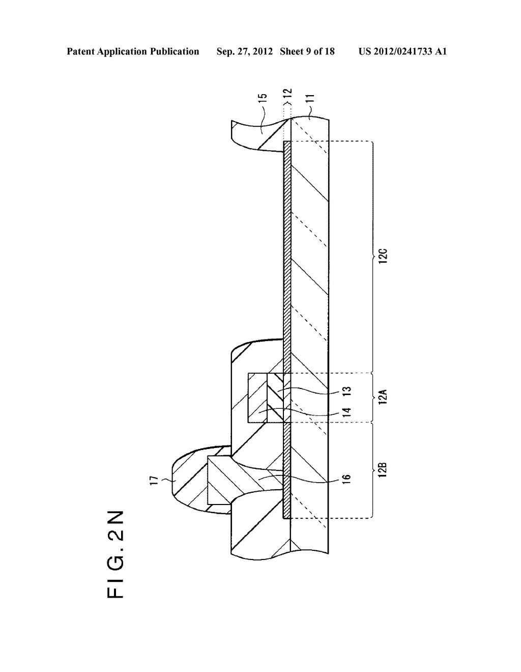 DISPLAY DEVICE, MANUFACTURING METHOD OF THE SAME AND ELECTRONIC EQUIPMENT     HAVING THE SAME - diagram, schematic, and image 10