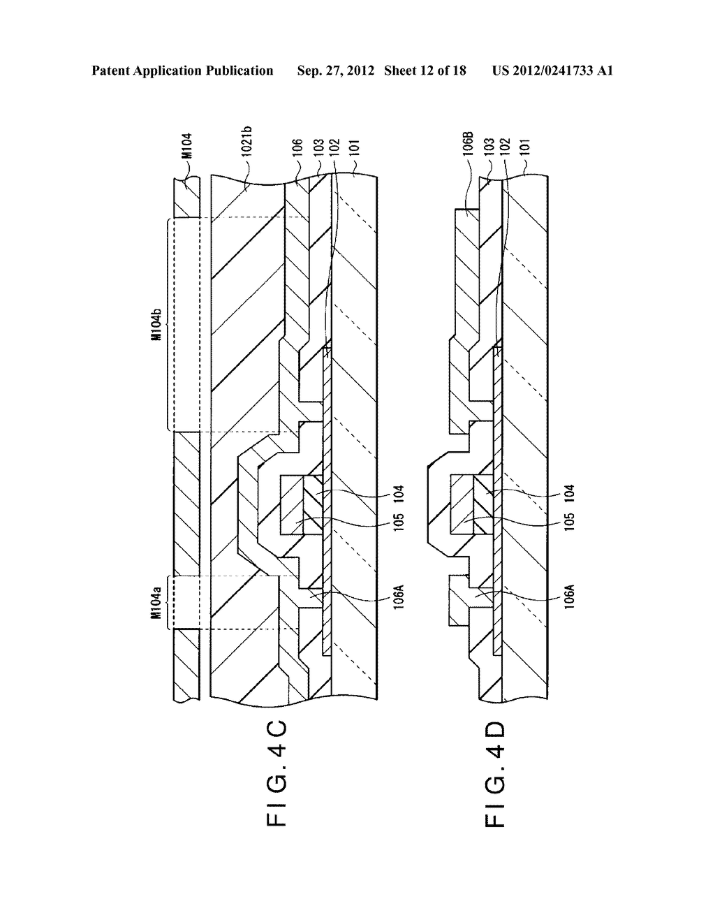 DISPLAY DEVICE, MANUFACTURING METHOD OF THE SAME AND ELECTRONIC EQUIPMENT     HAVING THE SAME - diagram, schematic, and image 13