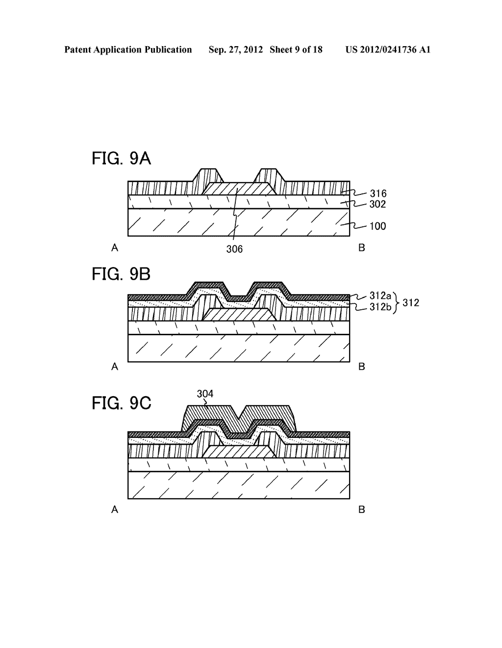 SEMICONDUCTOR DEVICE AND METHOD FOR MANUFACTURING THE SAME - diagram, schematic, and image 10