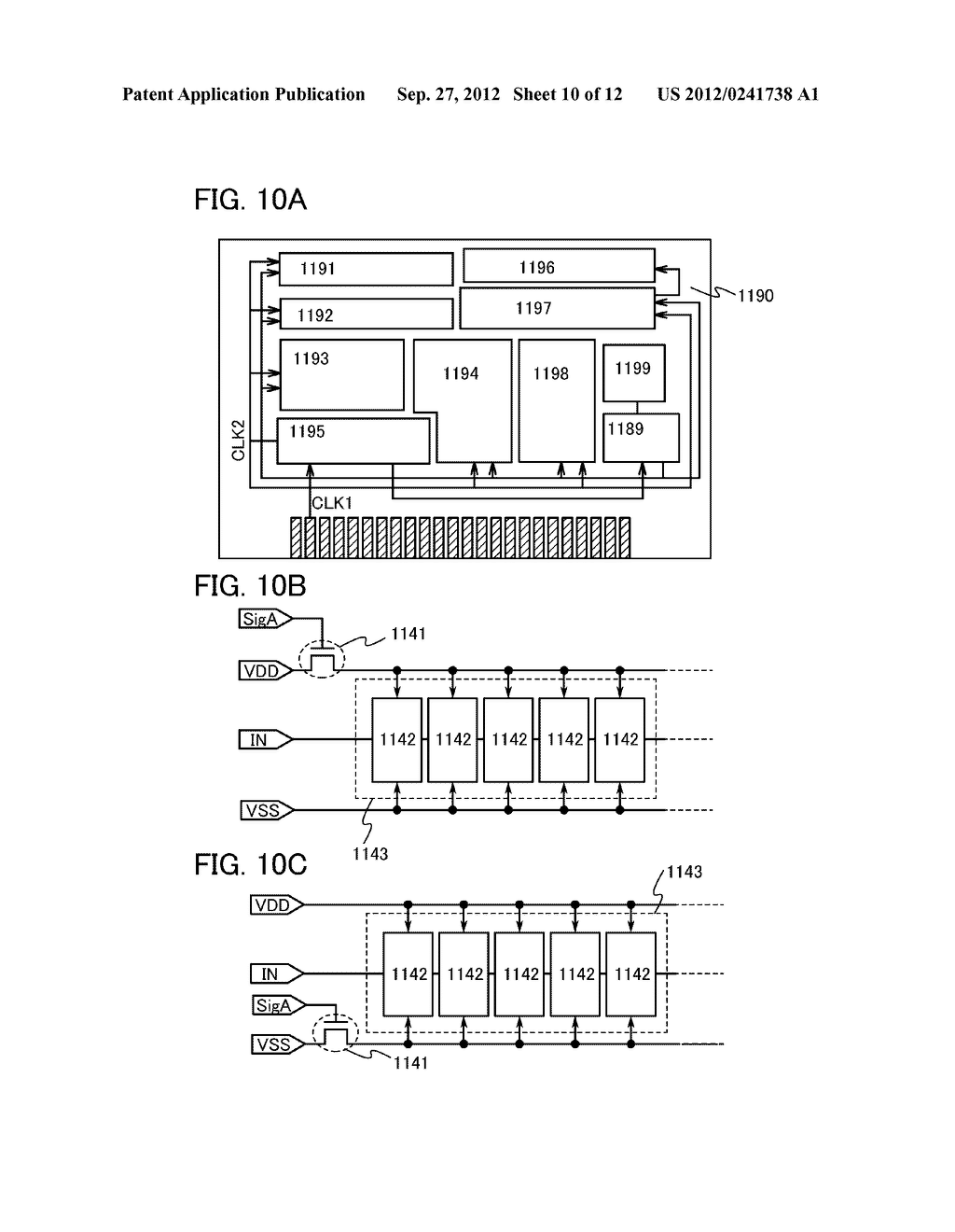 SEMICONDUCTOR DEVICE AND MANUFACTURING METHOD THEREOF - diagram, schematic, and image 11