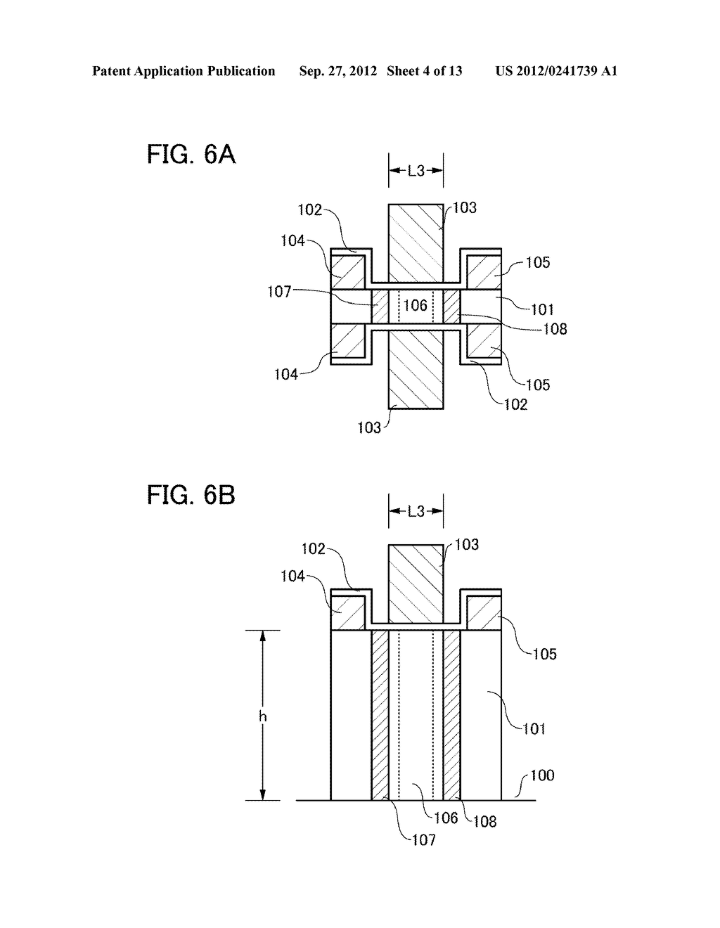 FIELD-EFFECT TRANSISTOR, AND MEMORY AND SEMICONDUCTOR CIRCUIT INCLUDING     THE SAME - diagram, schematic, and image 05