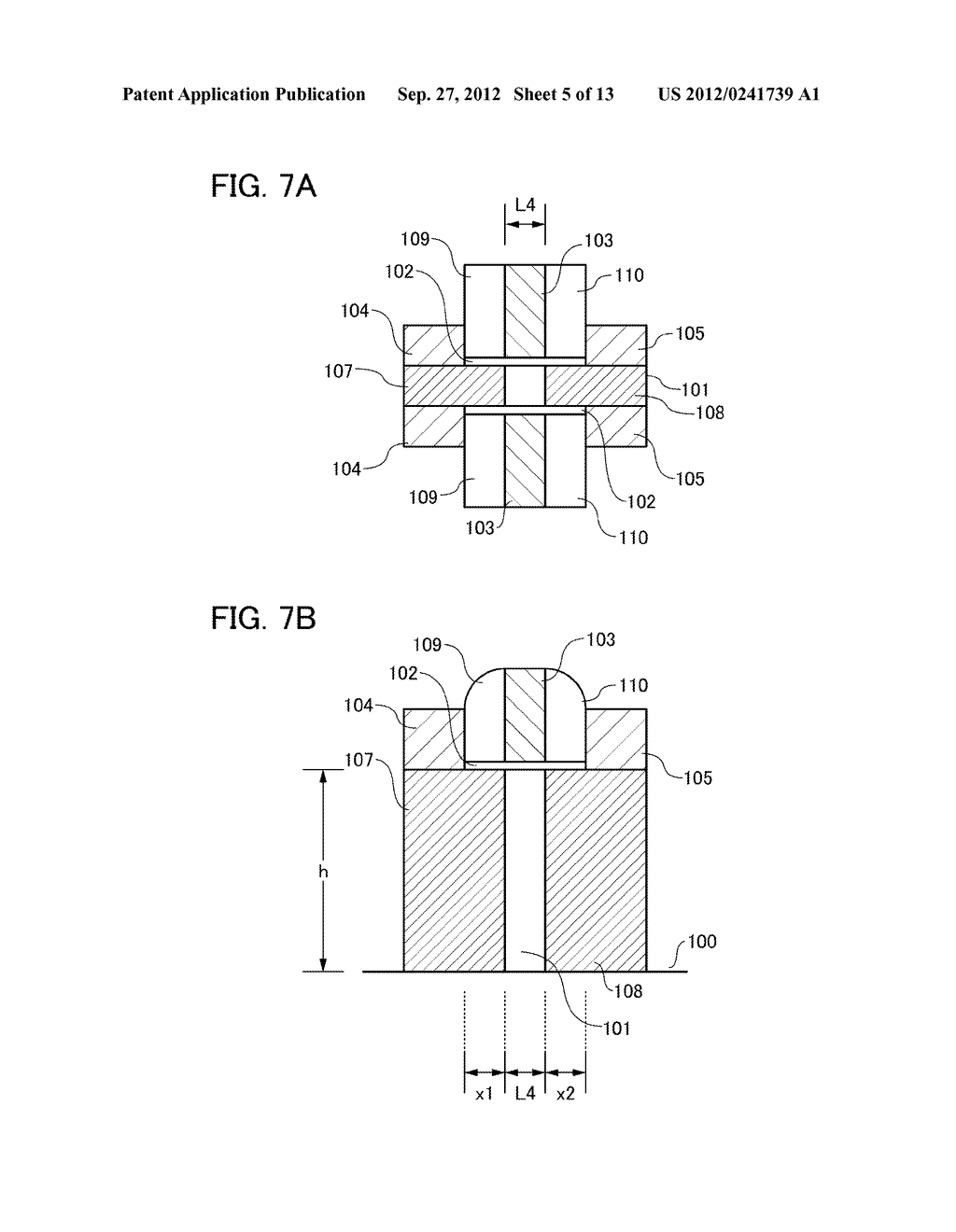 FIELD-EFFECT TRANSISTOR, AND MEMORY AND SEMICONDUCTOR CIRCUIT INCLUDING     THE SAME - diagram, schematic, and image 06