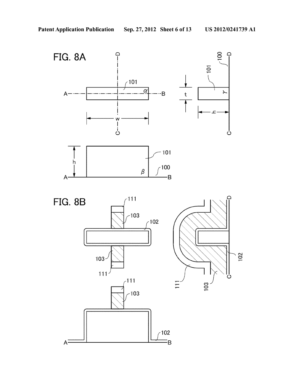 FIELD-EFFECT TRANSISTOR, AND MEMORY AND SEMICONDUCTOR CIRCUIT INCLUDING     THE SAME - diagram, schematic, and image 07