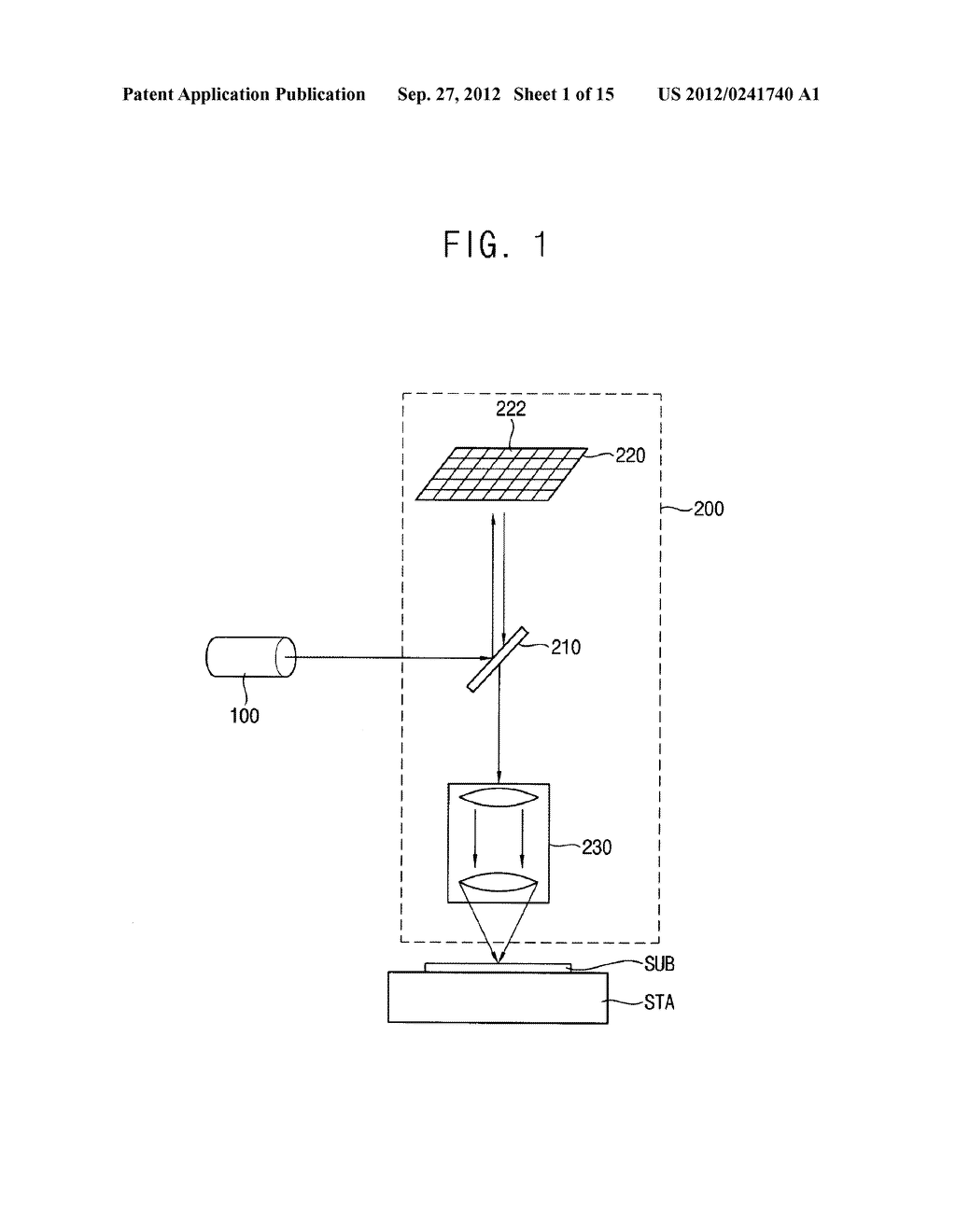 METHOD OF FORMING A PHOTOSENSITIVE PATTERN, METHOD OF MANUFACTURING A     DISPLAY SUBSTRATE, AND DISPLAY SUBSTRATE - diagram, schematic, and image 02