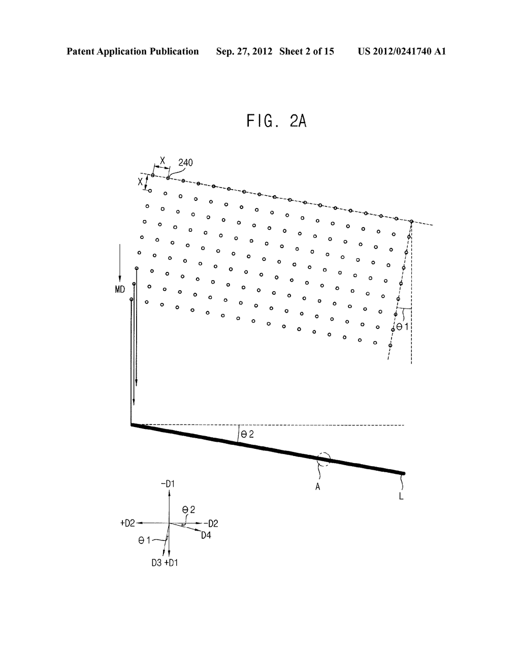 METHOD OF FORMING A PHOTOSENSITIVE PATTERN, METHOD OF MANUFACTURING A     DISPLAY SUBSTRATE, AND DISPLAY SUBSTRATE - diagram, schematic, and image 03