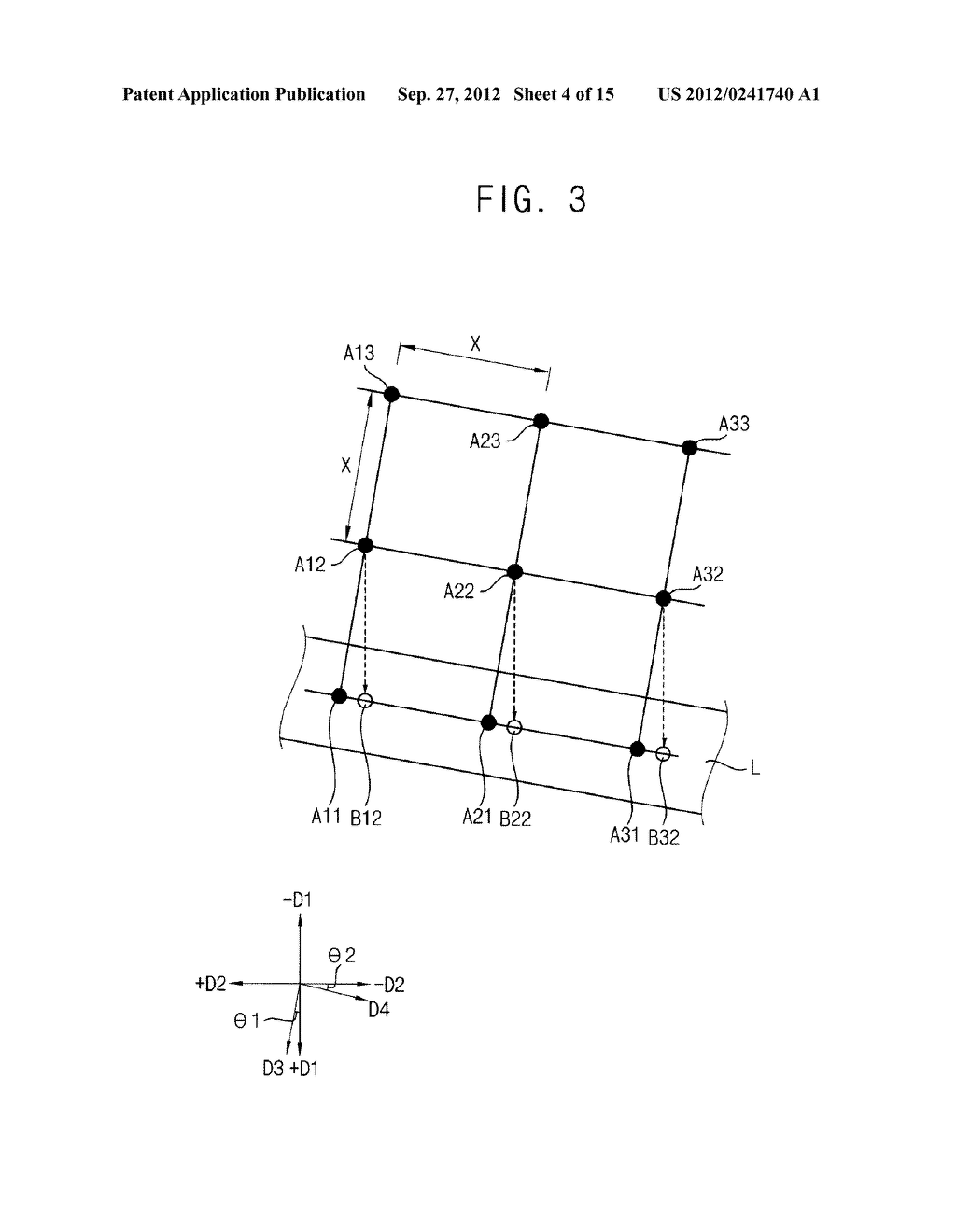 METHOD OF FORMING A PHOTOSENSITIVE PATTERN, METHOD OF MANUFACTURING A     DISPLAY SUBSTRATE, AND DISPLAY SUBSTRATE - diagram, schematic, and image 05