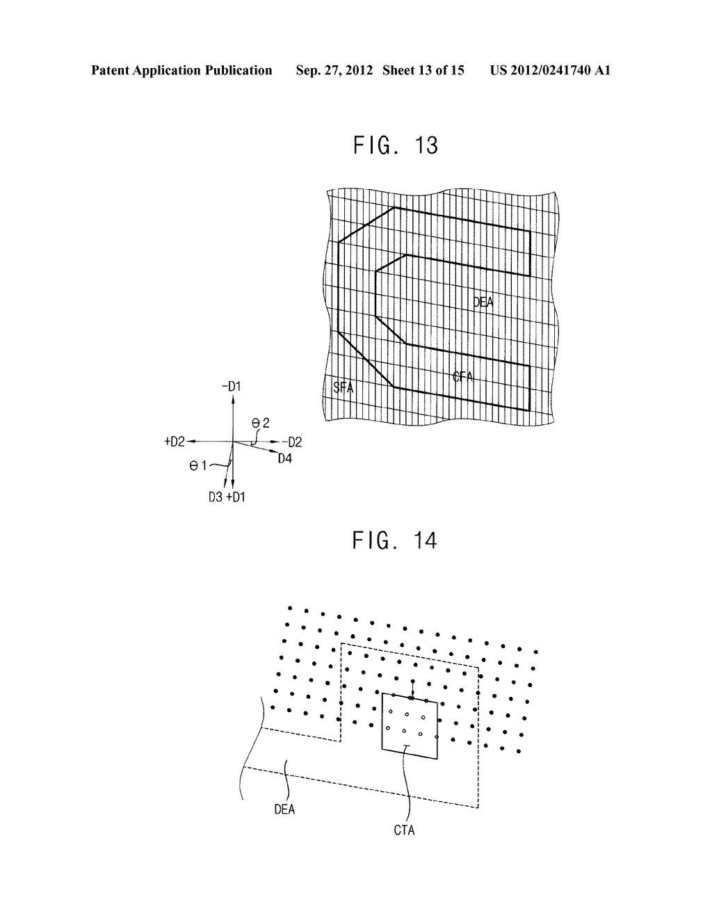 METHOD OF FORMING A PHOTOSENSITIVE PATTERN, METHOD OF MANUFACTURING A     DISPLAY SUBSTRATE, AND DISPLAY SUBSTRATE - diagram, schematic, and image 14