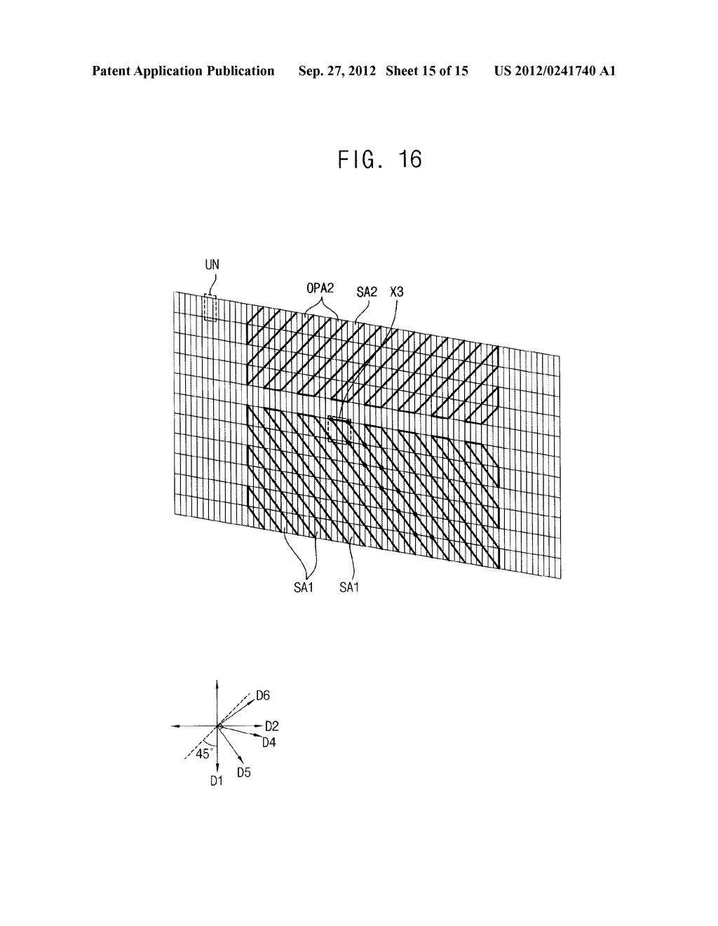 METHOD OF FORMING A PHOTOSENSITIVE PATTERN, METHOD OF MANUFACTURING A     DISPLAY SUBSTRATE, AND DISPLAY SUBSTRATE - diagram, schematic, and image 16