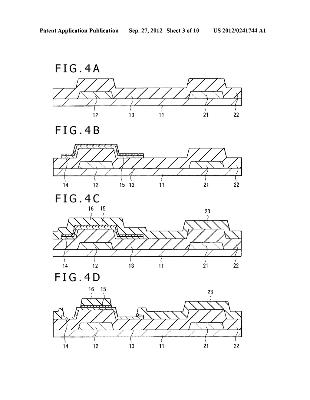 DISPLAY APPARATUS AND METHOD OF MANUFACTURING THE SAME - diagram, schematic, and image 04