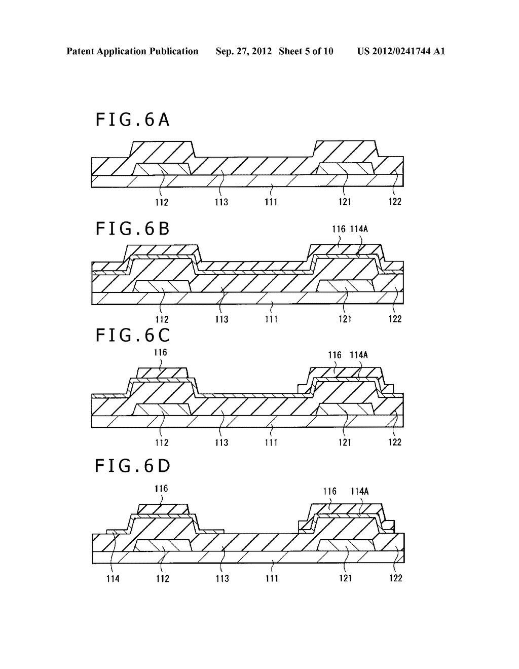 DISPLAY APPARATUS AND METHOD OF MANUFACTURING THE SAME - diagram, schematic, and image 06