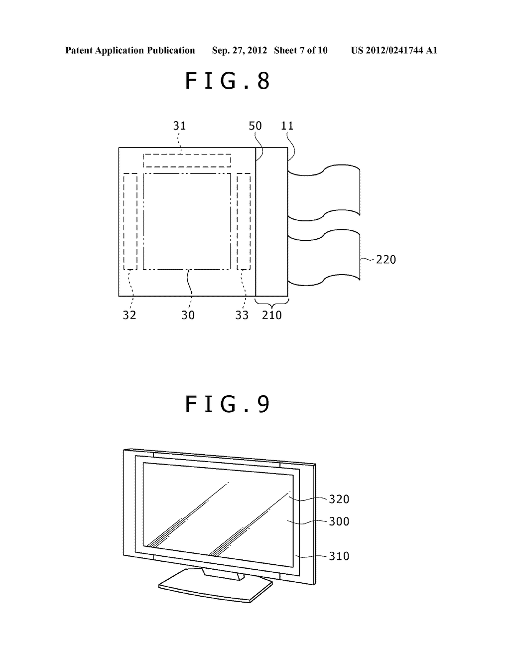 DISPLAY APPARATUS AND METHOD OF MANUFACTURING THE SAME - diagram, schematic, and image 08