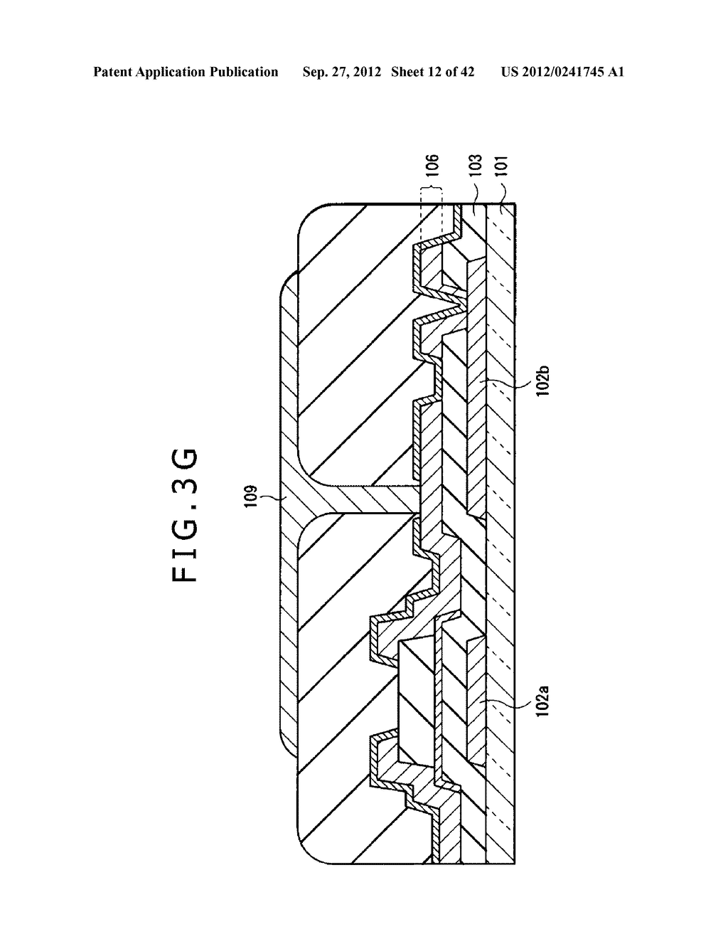DISPLAY DEVICE, MANUFACTURING METHOD OF DISPLAY DEVICE AND ELECTRONIC     EQUIPMENT - diagram, schematic, and image 13