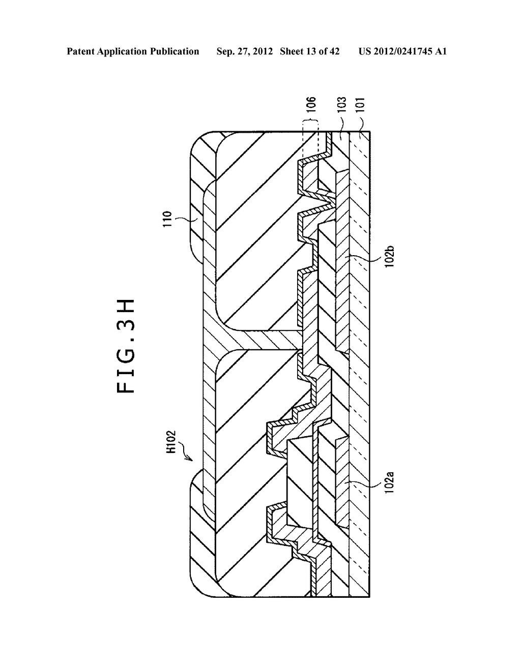 DISPLAY DEVICE, MANUFACTURING METHOD OF DISPLAY DEVICE AND ELECTRONIC     EQUIPMENT - diagram, schematic, and image 14