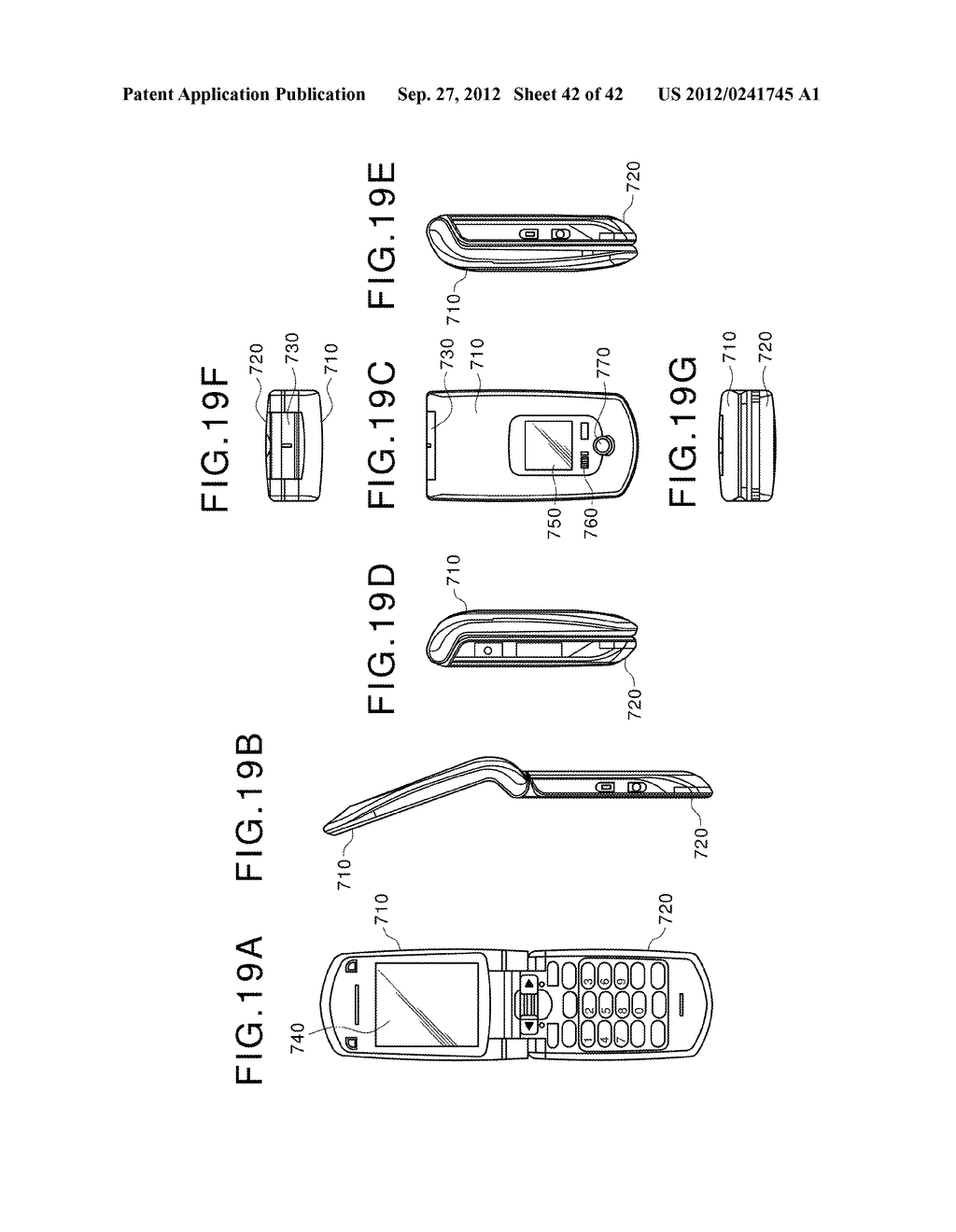DISPLAY DEVICE, MANUFACTURING METHOD OF DISPLAY DEVICE AND ELECTRONIC     EQUIPMENT - diagram, schematic, and image 43