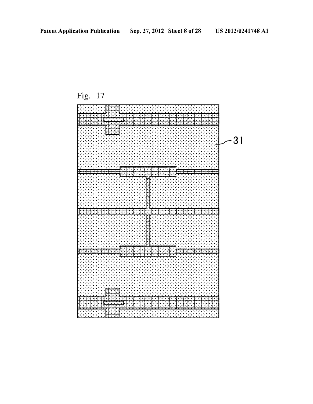 ACTIVE MATRIX SUBSTRATE AND DISPLAY DEVICE - diagram, schematic, and image 09