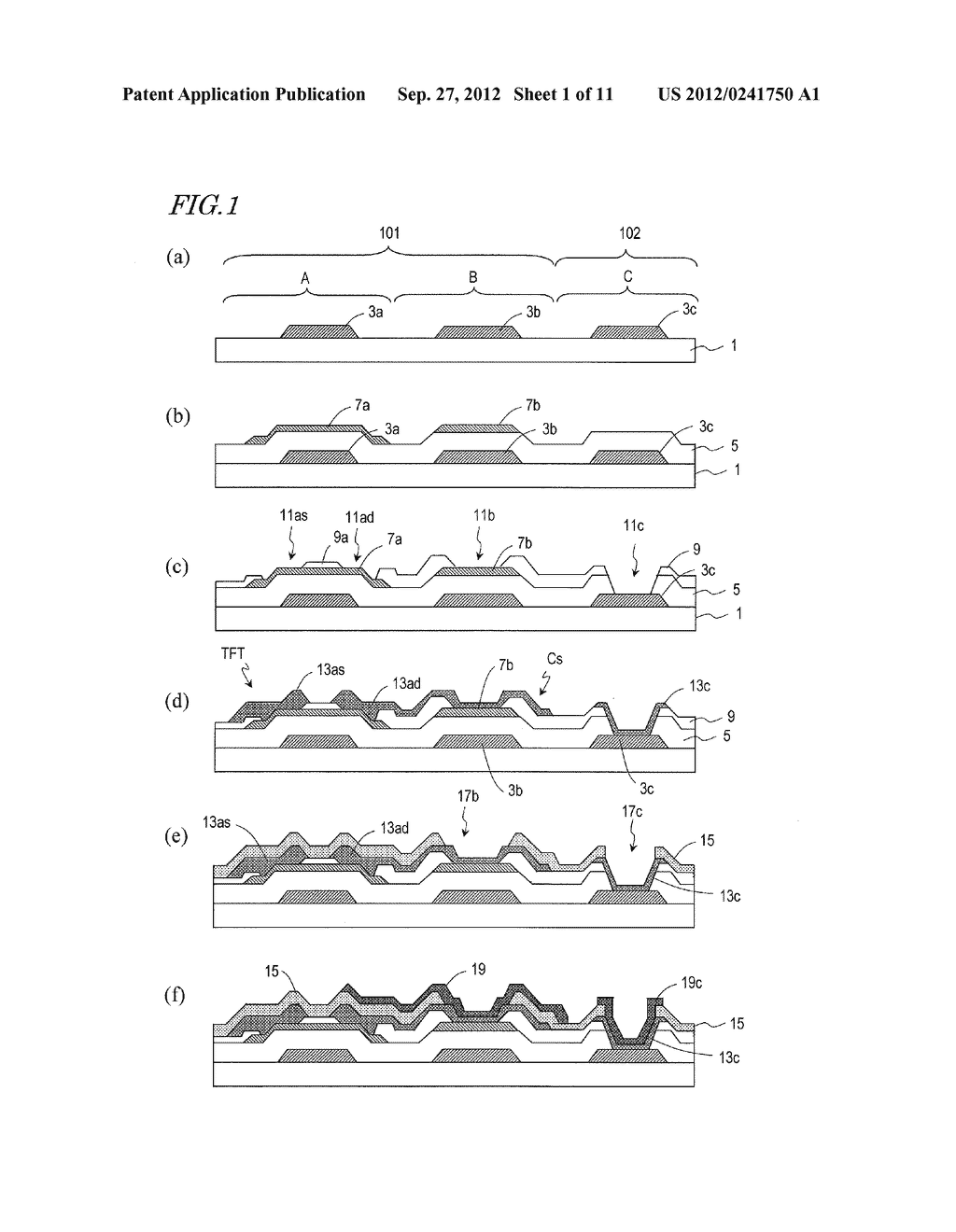 SEMICONDUCTOR DEVICE AND METHOD FOR PRODUCING SAME - diagram, schematic, and image 02