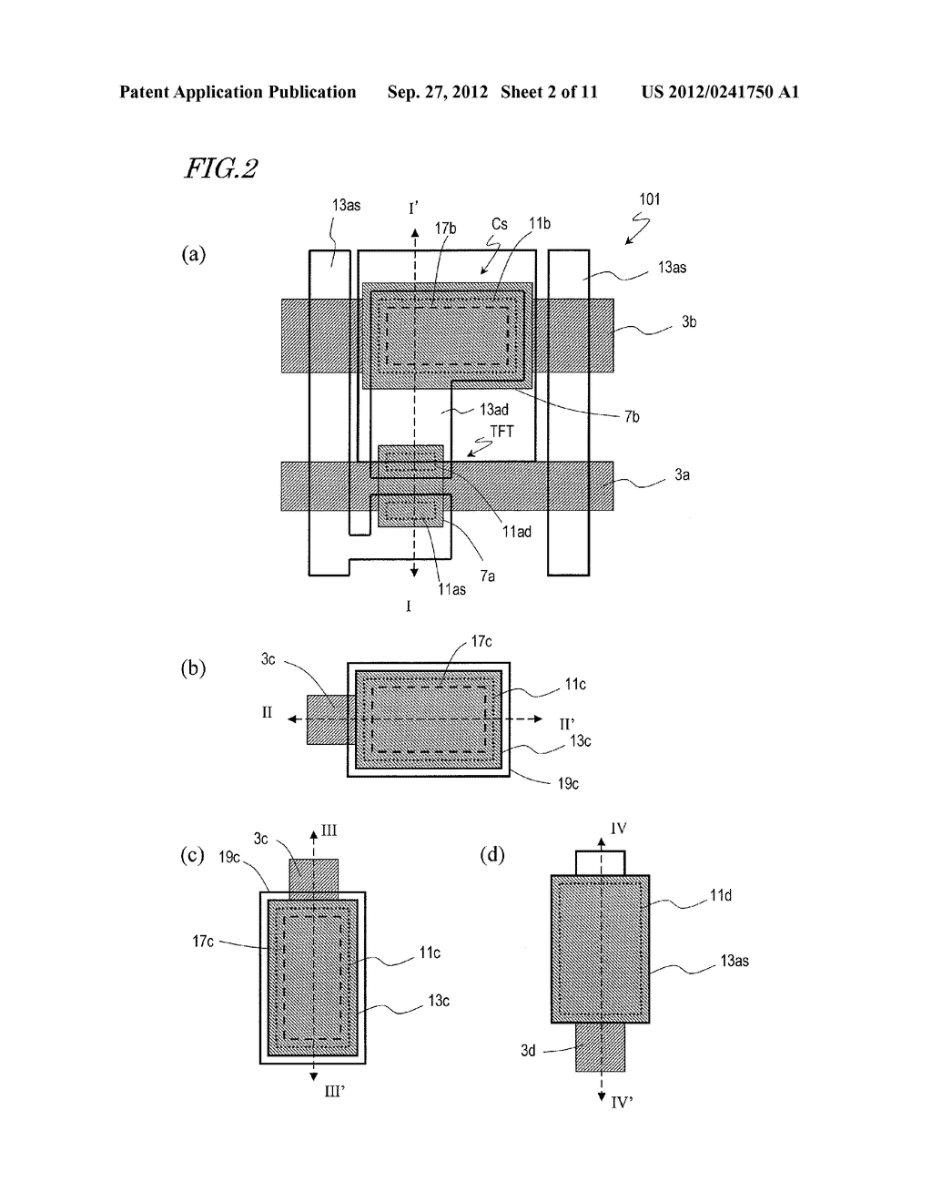 SEMICONDUCTOR DEVICE AND METHOD FOR PRODUCING SAME - diagram, schematic, and image 03