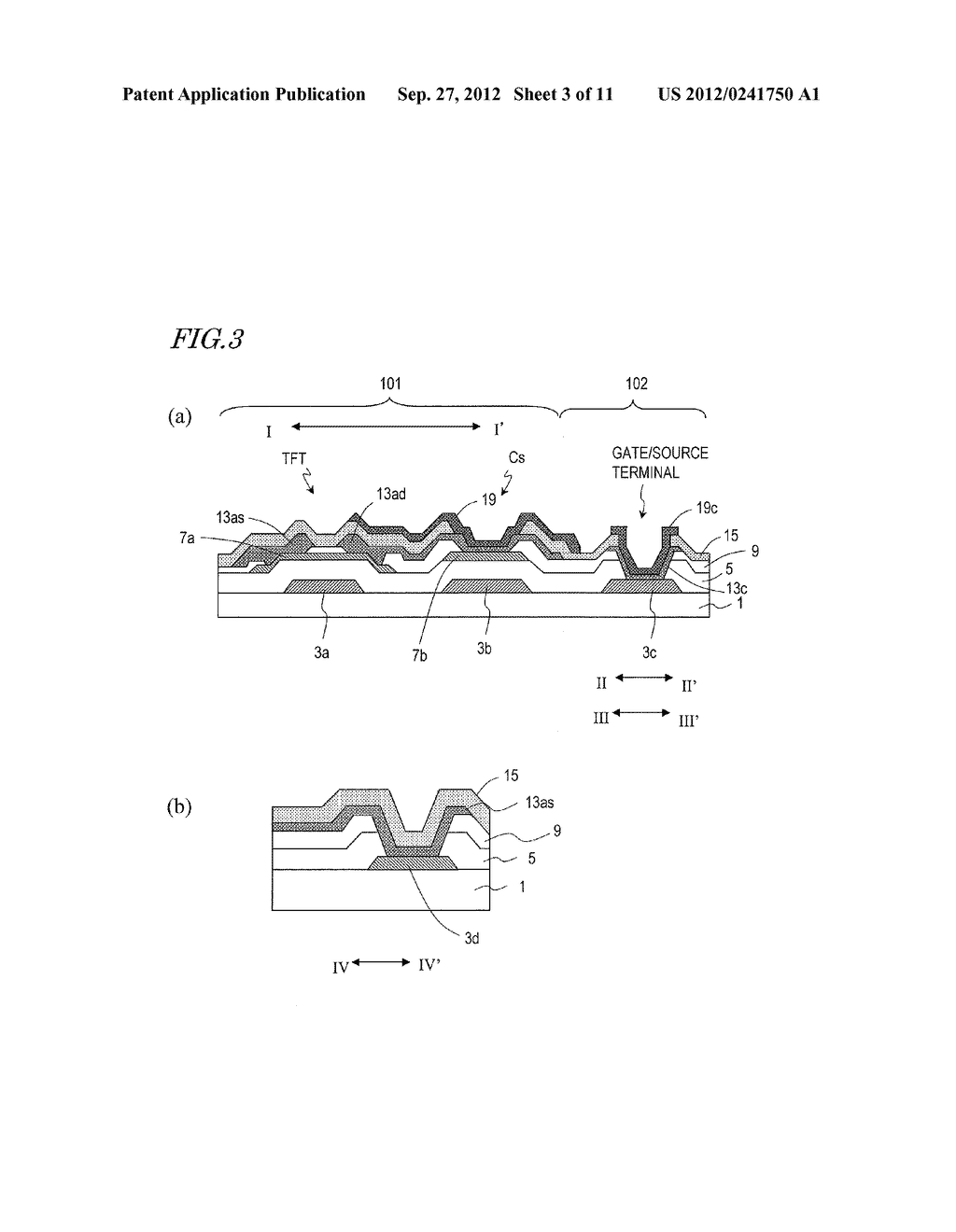 SEMICONDUCTOR DEVICE AND METHOD FOR PRODUCING SAME - diagram, schematic, and image 04