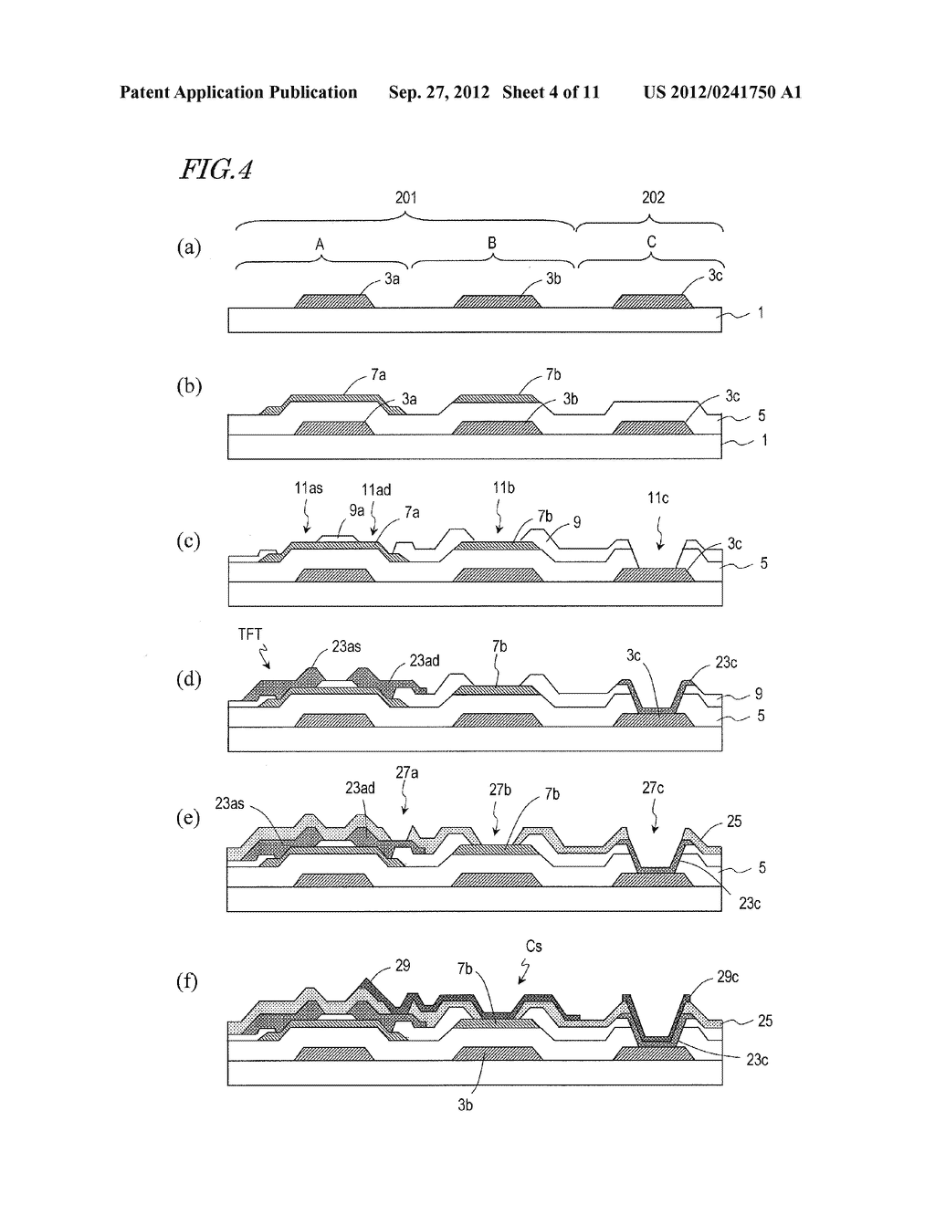 SEMICONDUCTOR DEVICE AND METHOD FOR PRODUCING SAME - diagram, schematic, and image 05