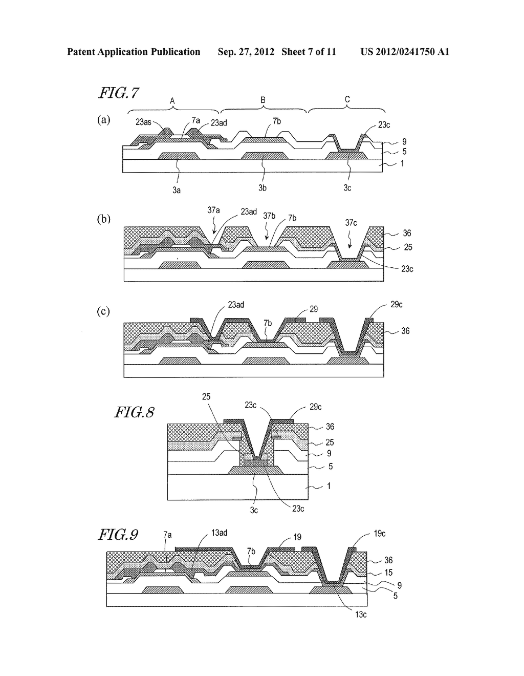 SEMICONDUCTOR DEVICE AND METHOD FOR PRODUCING SAME - diagram, schematic, and image 08