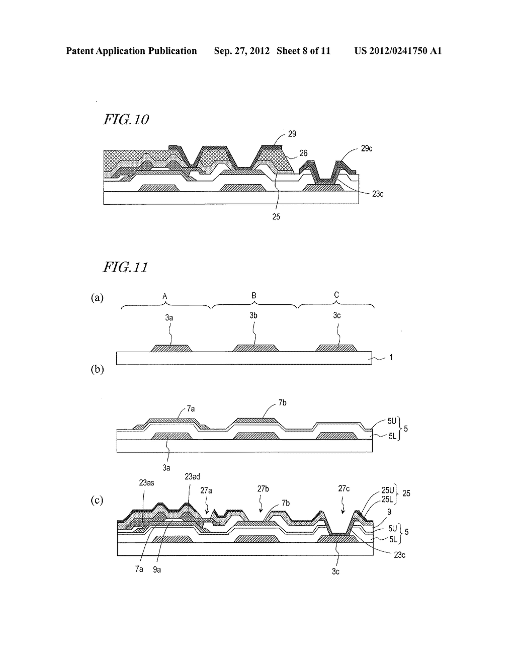 SEMICONDUCTOR DEVICE AND METHOD FOR PRODUCING SAME - diagram, schematic, and image 09