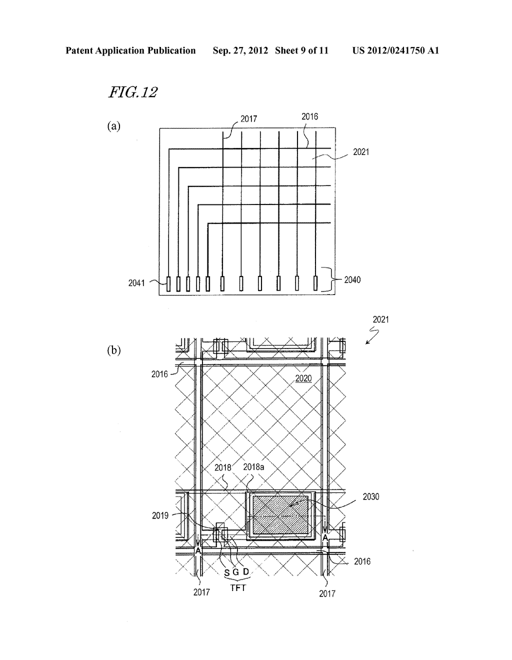 SEMICONDUCTOR DEVICE AND METHOD FOR PRODUCING SAME - diagram, schematic, and image 10