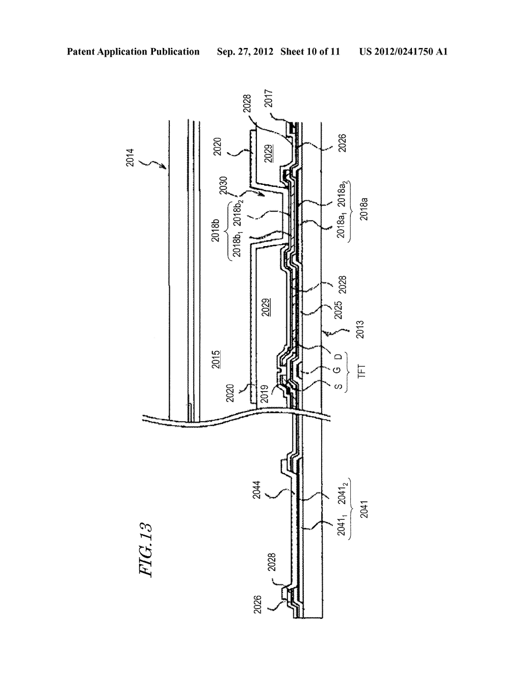 SEMICONDUCTOR DEVICE AND METHOD FOR PRODUCING SAME - diagram, schematic, and image 11