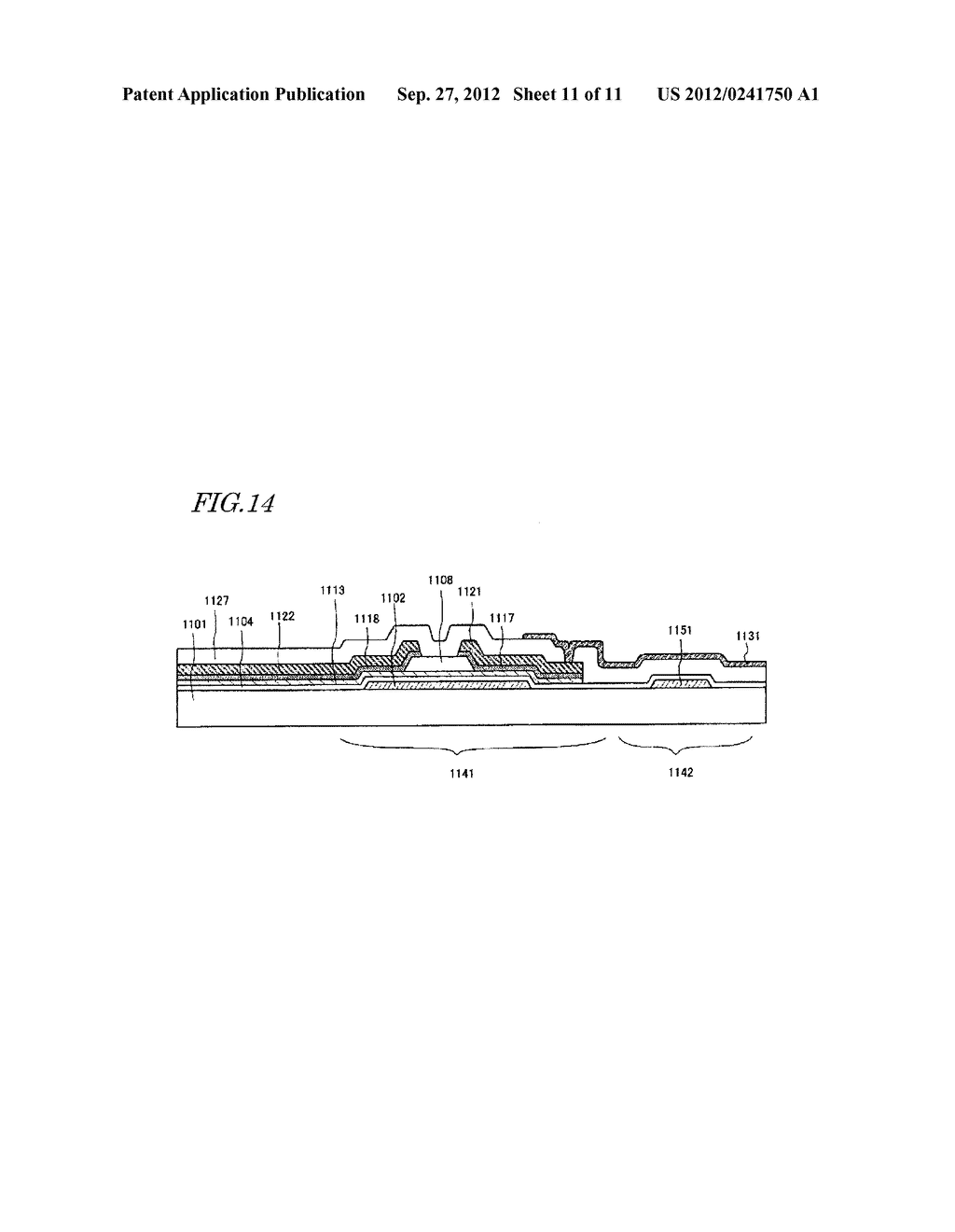 SEMICONDUCTOR DEVICE AND METHOD FOR PRODUCING SAME - diagram, schematic, and image 12