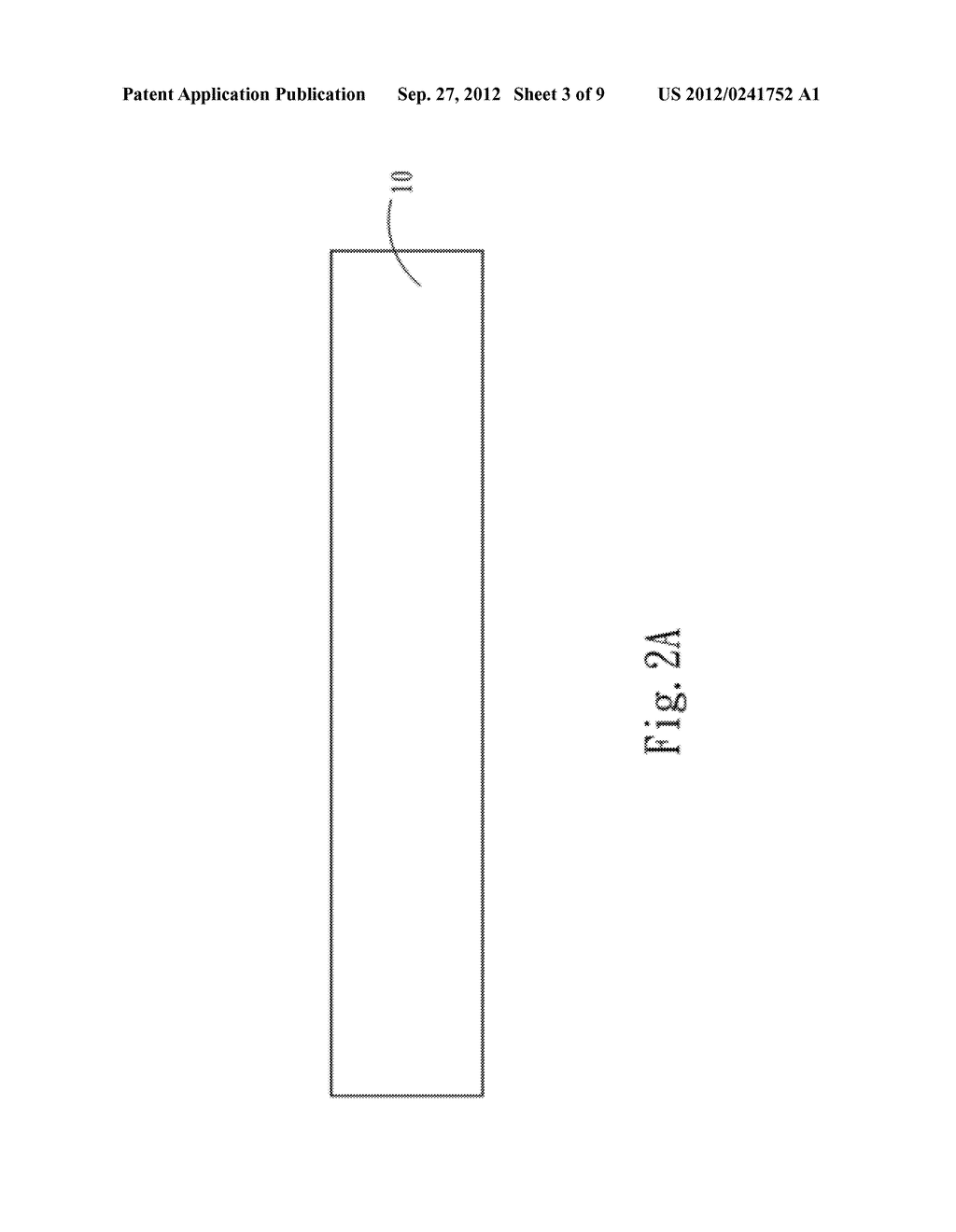 LOW CONTACT RESISTANCE SEMICONDUCTOR STRUCTURE AND METHOD OF FABRICATING     THE SAME - diagram, schematic, and image 04