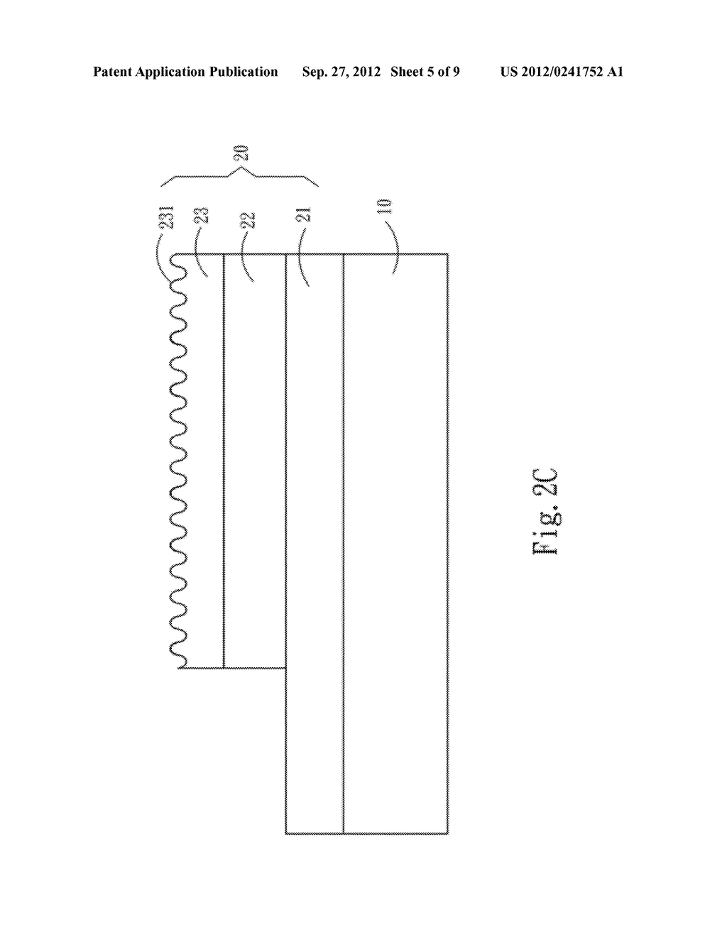 LOW CONTACT RESISTANCE SEMICONDUCTOR STRUCTURE AND METHOD OF FABRICATING     THE SAME - diagram, schematic, and image 06