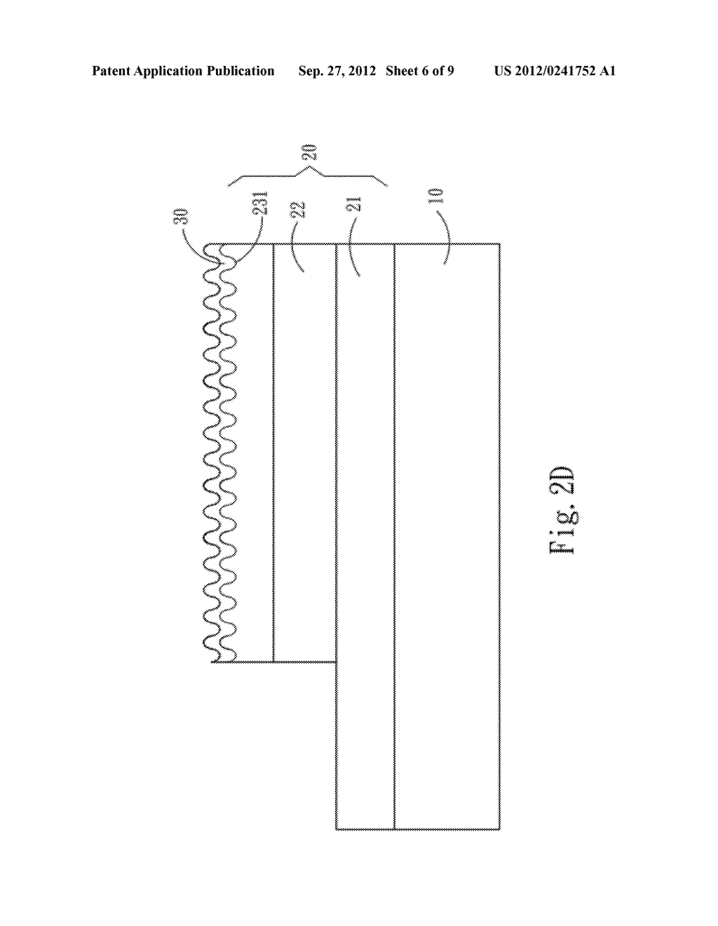 LOW CONTACT RESISTANCE SEMICONDUCTOR STRUCTURE AND METHOD OF FABRICATING     THE SAME - diagram, schematic, and image 07