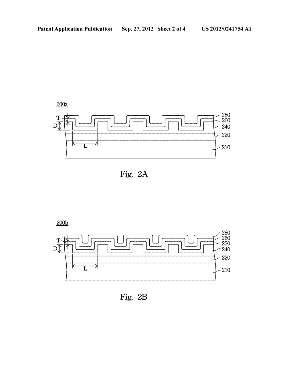 LIGHT EMITTING DIODE AND METHOD OF MANUFACTURING THEREOF - diagram, schematic, and image 03