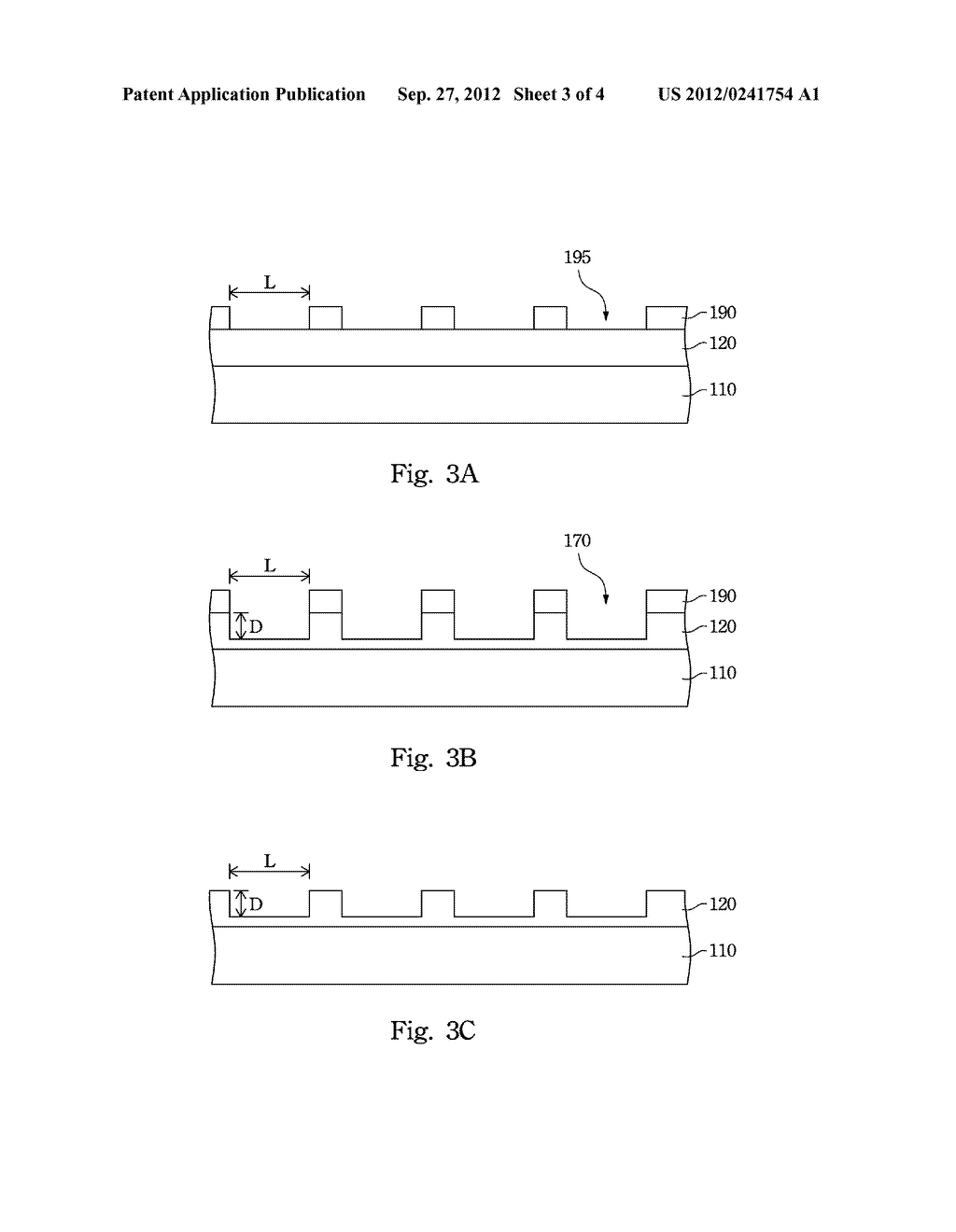 LIGHT EMITTING DIODE AND METHOD OF MANUFACTURING THEREOF - diagram, schematic, and image 04