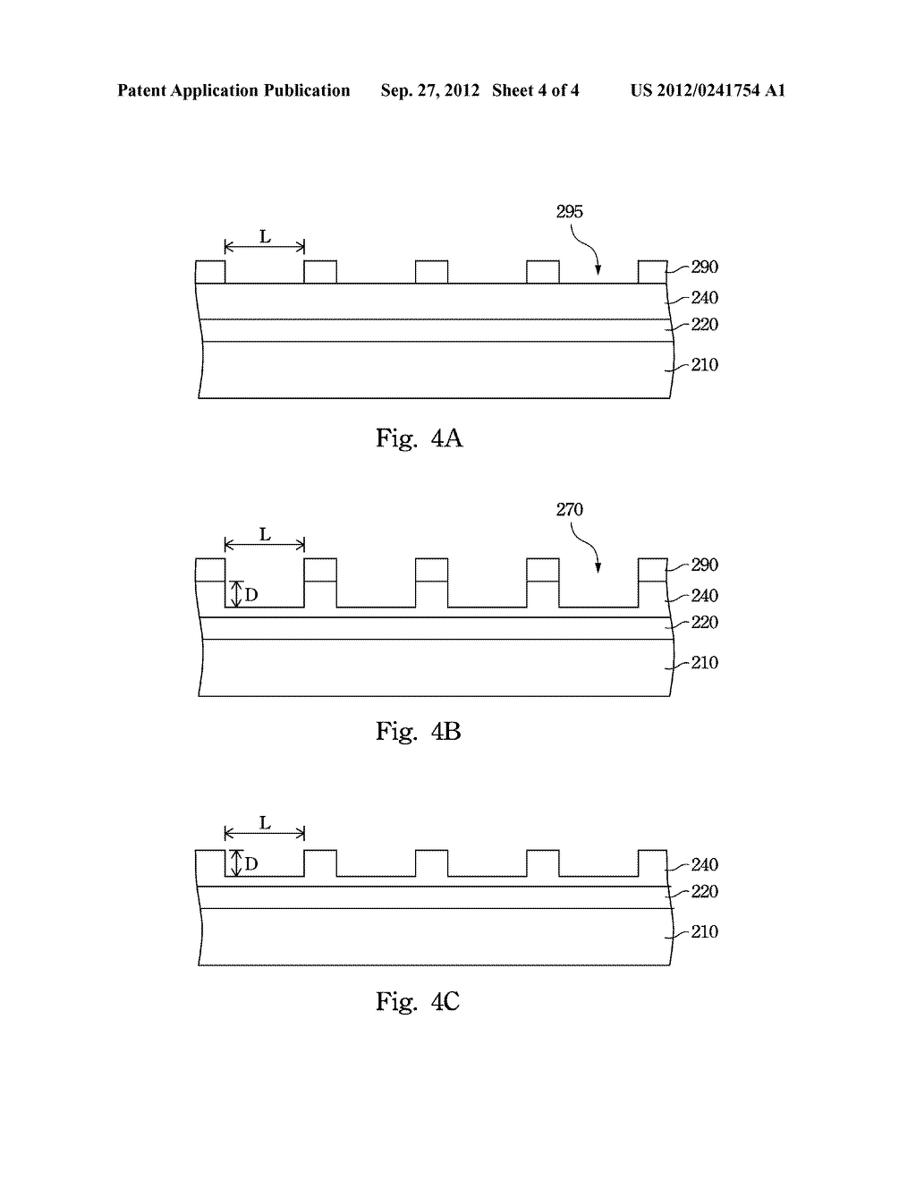 LIGHT EMITTING DIODE AND METHOD OF MANUFACTURING THEREOF - diagram, schematic, and image 05