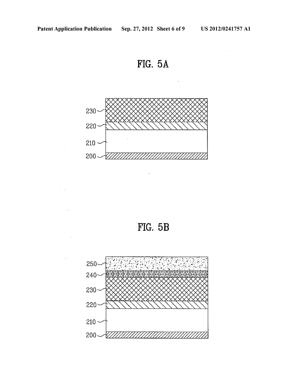 LIGHT EMITTING DEVICE AND METHOD OF MANUFACTURING THE SAME - diagram, schematic, and image 07