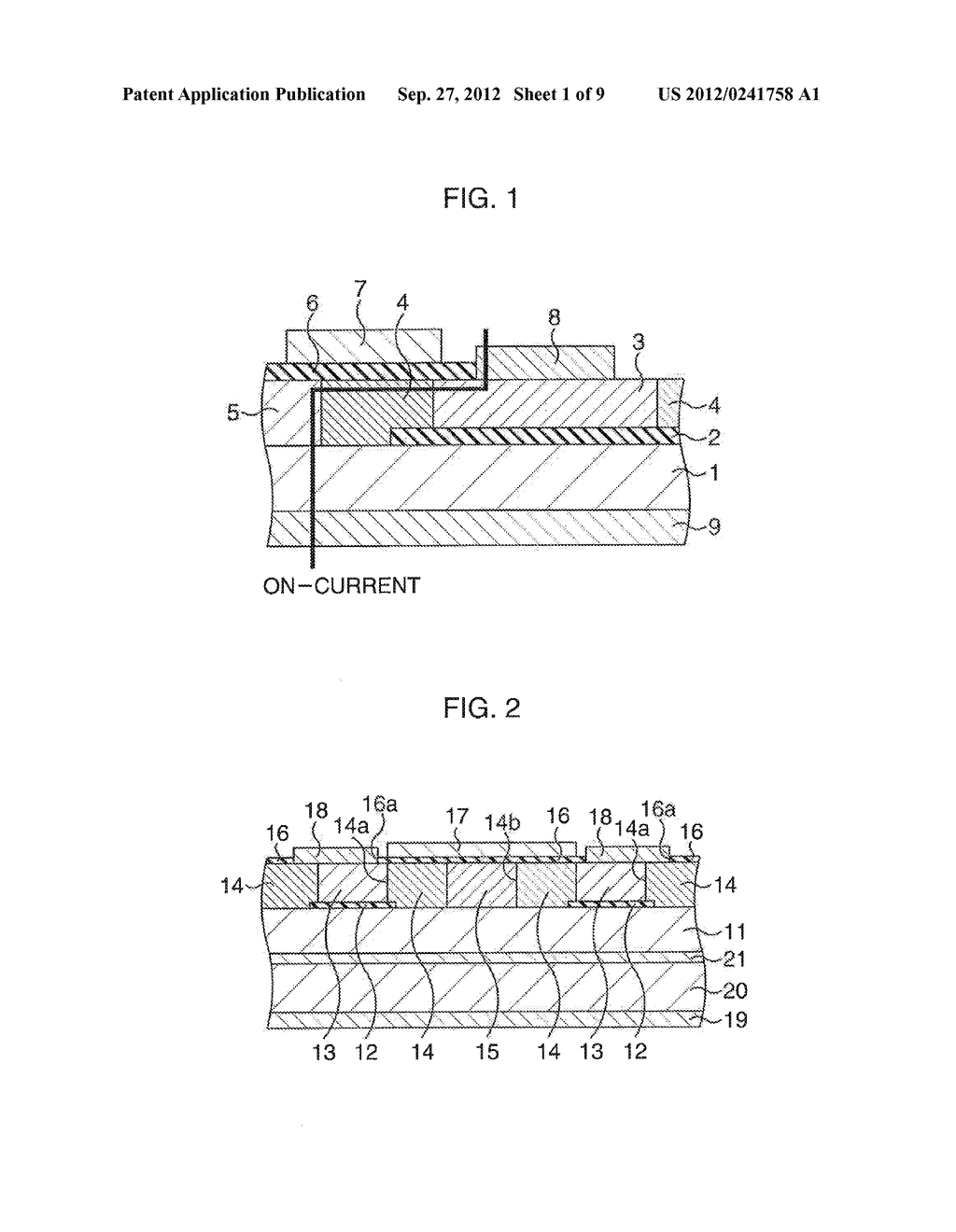 COMPOUND SEMICONDUCTOR DEVICE AND MANUFACTURING METHOD THEREOF - diagram, schematic, and image 02