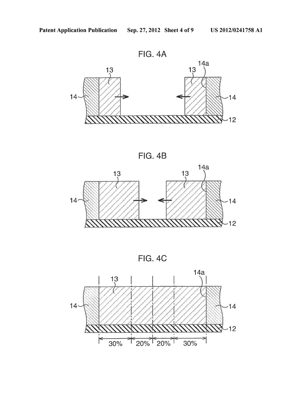 COMPOUND SEMICONDUCTOR DEVICE AND MANUFACTURING METHOD THEREOF - diagram, schematic, and image 05