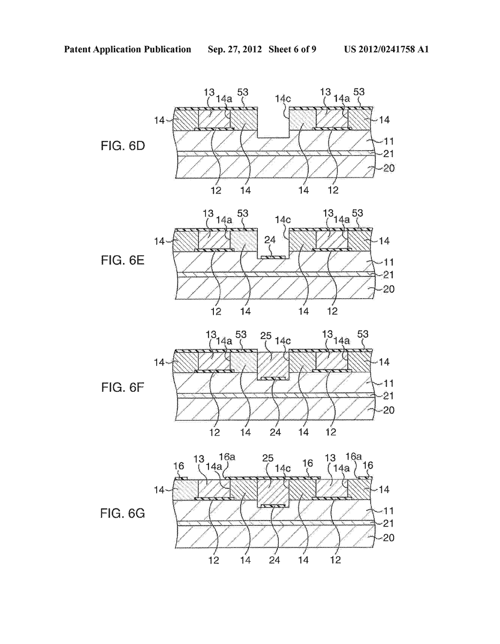 COMPOUND SEMICONDUCTOR DEVICE AND MANUFACTURING METHOD THEREOF - diagram, schematic, and image 07