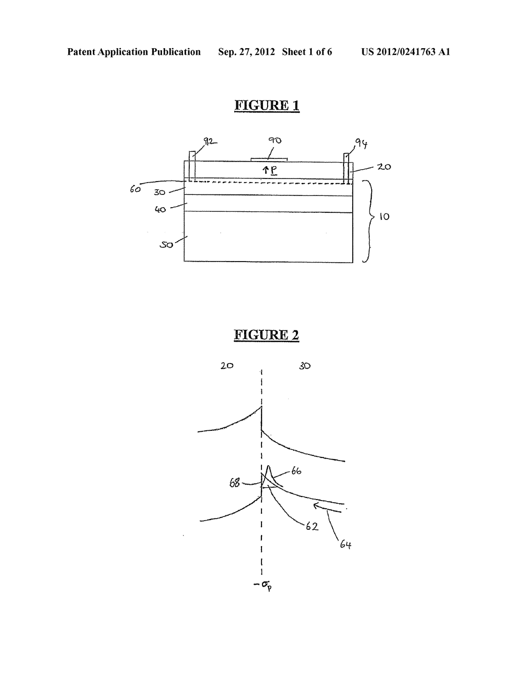 ELECTRONIC FIELD EFFECT DEVICES AND METHODS FOR THEIR MANUFACTURE - diagram, schematic, and image 02