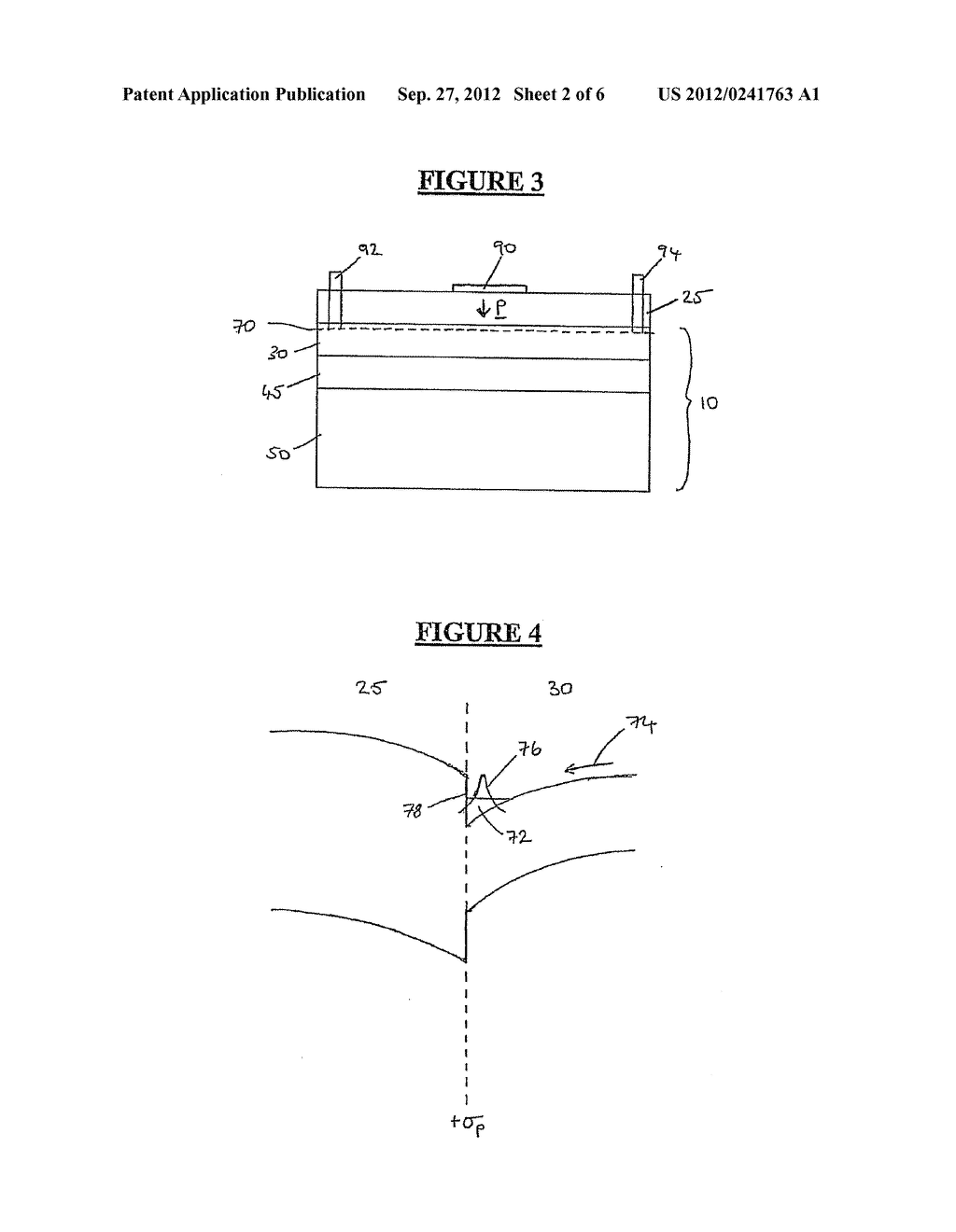ELECTRONIC FIELD EFFECT DEVICES AND METHODS FOR THEIR MANUFACTURE - diagram, schematic, and image 03