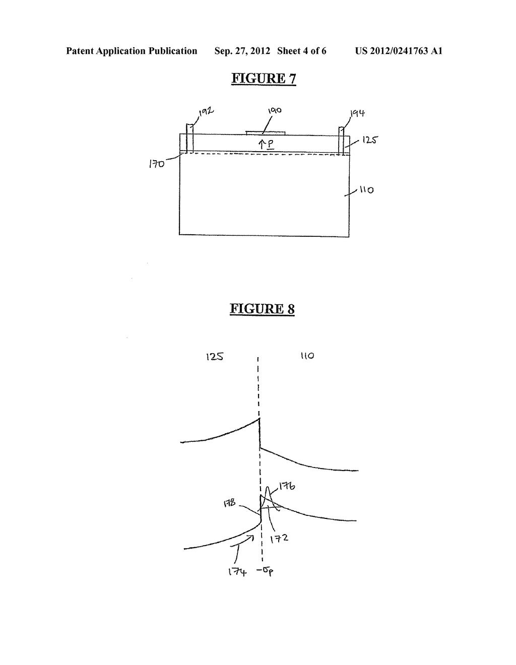 ELECTRONIC FIELD EFFECT DEVICES AND METHODS FOR THEIR MANUFACTURE - diagram, schematic, and image 05