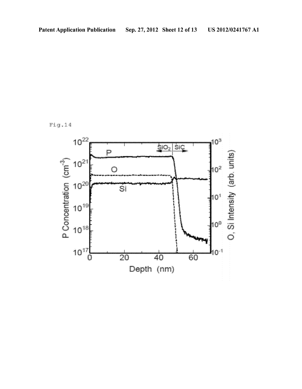 SIC SEMICONDUCTOR ELEMENT AND MANUFACTURING METHOD FOR SAME - diagram, schematic, and image 13
