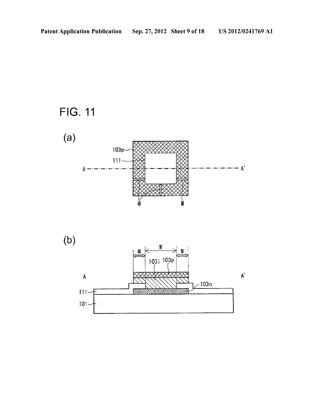 PHOTODIODE AND MANUFACTURING METHOD FOR SAME, SUBSTRATE FOR DISPLAY PANEL,     AND DISPLAY DEVICE - diagram, schematic, and image 10