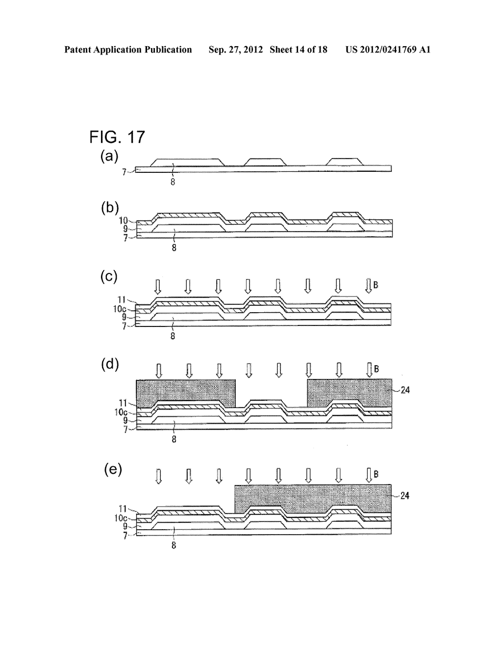 PHOTODIODE AND MANUFACTURING METHOD FOR SAME, SUBSTRATE FOR DISPLAY PANEL,     AND DISPLAY DEVICE - diagram, schematic, and image 15