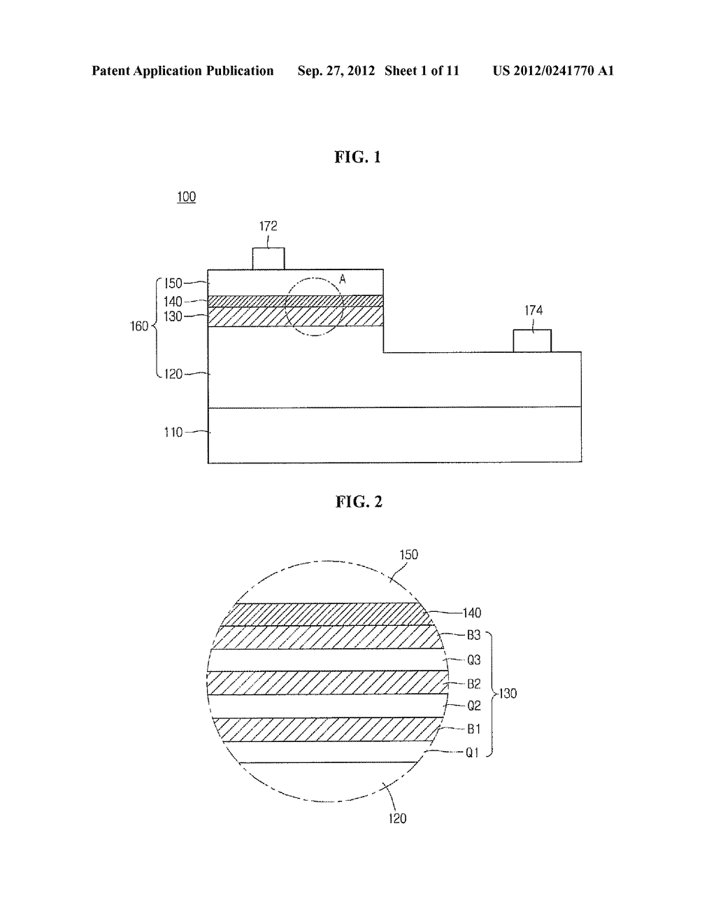 LIGHT EMITTING DEVICE AND METHOD FOR MANUFACTURING THE SAME - diagram, schematic, and image 02