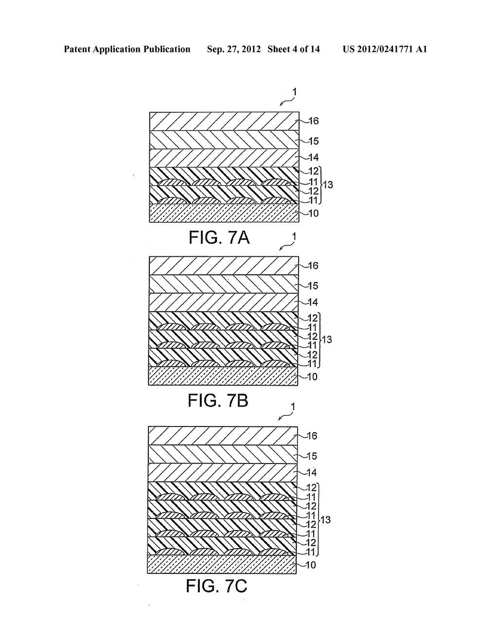ORGANIC ELECTROLUMINESCENT DEVICE, DISPLAY DEVICE, AND ILLUMINATION DEVICE - diagram, schematic, and image 05