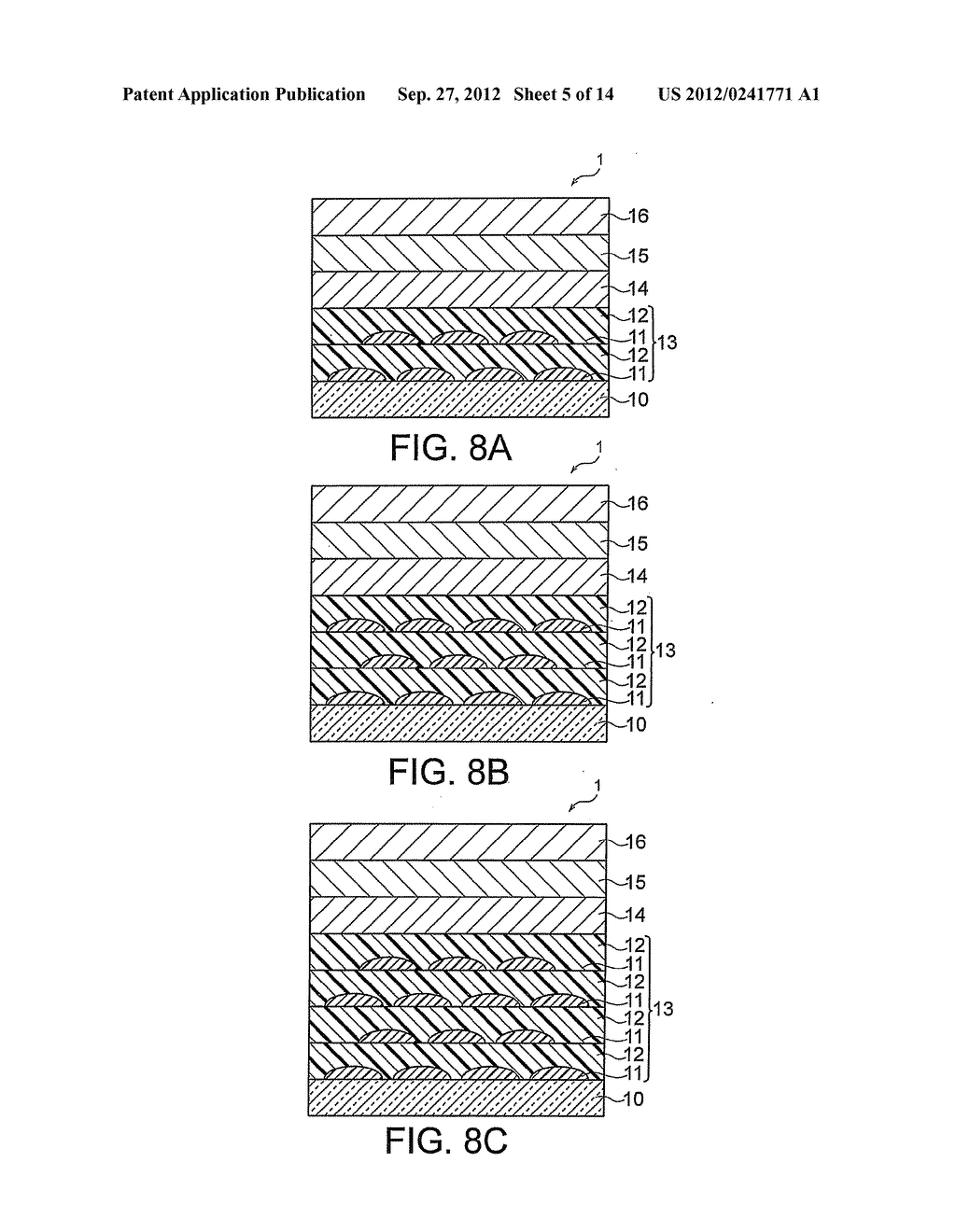 ORGANIC ELECTROLUMINESCENT DEVICE, DISPLAY DEVICE, AND ILLUMINATION DEVICE - diagram, schematic, and image 06
