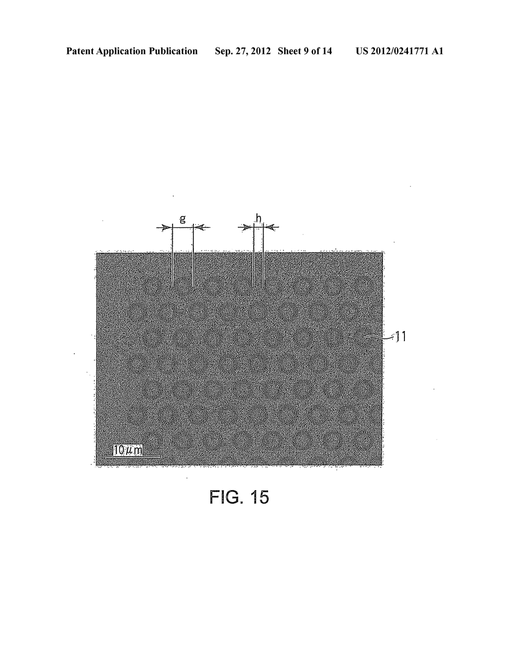 ORGANIC ELECTROLUMINESCENT DEVICE, DISPLAY DEVICE, AND ILLUMINATION DEVICE - diagram, schematic, and image 10